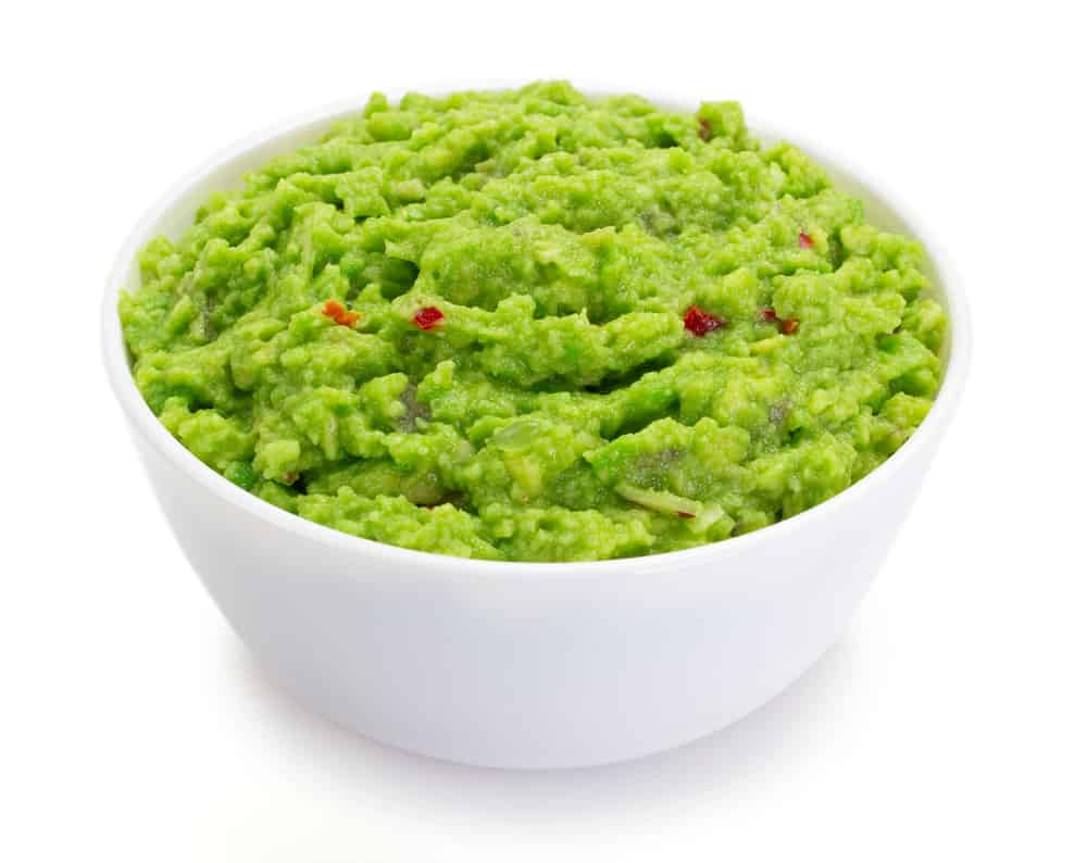 Making guacamole is a popular use of avocados.